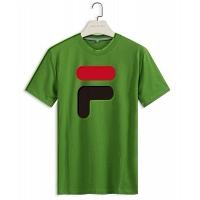 FILA T-Shirts Short Sleeved For Men #410146