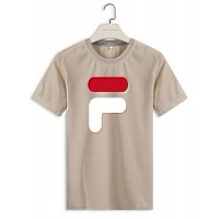 FILA T-Shirts Short Sleeved For Men #410148