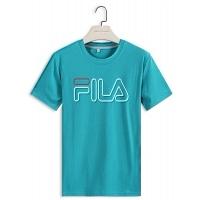 FILA T-Shirts Short Sleeved For Men #410154