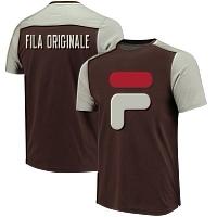 FILA T-Shirts Short Sleeved For Men #410157