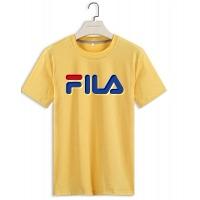 FILA T-Shirts Short Sleeved For Men #410189
