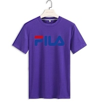 FILA T-Shirts Short Sleeved For Men #410192