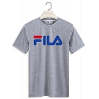FILA T-Shirts Short Sleeved For Men #410193
