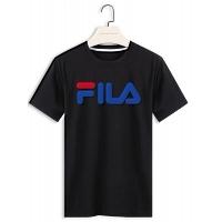 FILA T-Shirts Short Sleeved For Men #410196