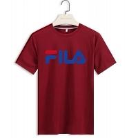 FILA T-Shirts Short Sleeved For Men #410197