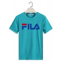 FILA T-Shirts Short Sleeved For Men #410201