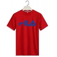 FILA T-Shirts Short Sleeved For Men #410202