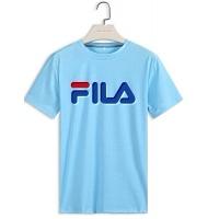 FILA T-Shirts Short Sleeved For Men #410203