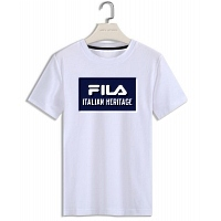 FILA T-Shirts Short Sleeved For Men #410205