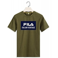 FILA T-Shirts Short Sleeved For Men #410206