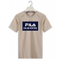 FILA T-Shirts Short Sleeved For Men #410216