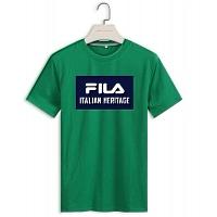 FILA T-Shirts Short Sleeved For Men #410218