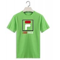 FILA T-Shirts Short Sleeved For Men #410228