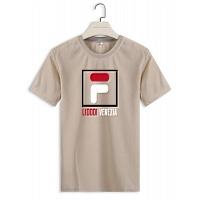 FILA T-Shirts Short Sleeved For Men #410231