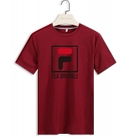 FILA T-Shirts Short Sleeved For Men #410244