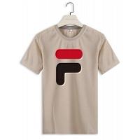 FILA T-Shirts Short Sleeved For Men #410253