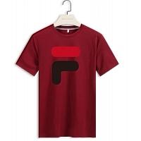 FILA T-Shirts Short Sleeved For Men #410267