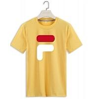 FILA T-Shirts Short Sleeved For Men #410270