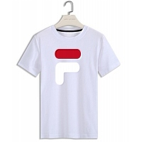 FILA T-Shirts Short Sleeved For Men #410283