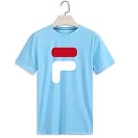 FILA T-Shirts Short Sleeved For Men #410286