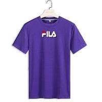 FILA T-Shirts Short Sleeved For Men #410293