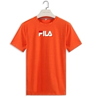 FILA T-Shirts Short Sleeved For Men #410294
