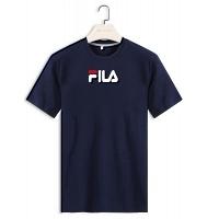 FILA T-Shirts Short Sleeved For Men #410295