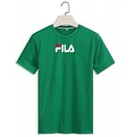 FILA T-Shirts Short Sleeved For Men #410299