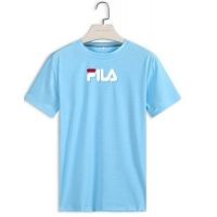 FILA T-Shirts Short Sleeved For Men #410302
