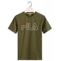 FILA T-Shirts Short Sleeved For Men #410305