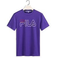 FILA T-Shirts Short Sleeved For Men #410306