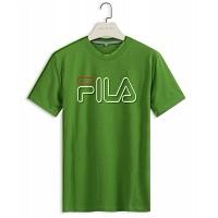 FILA T-Shirts Short Sleeved For Men #410308