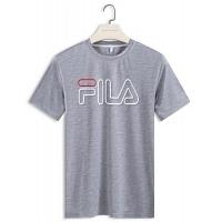 FILA T-Shirts Short Sleeved For Men #410314