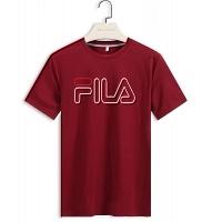 FILA T-Shirts Short Sleeved For Men #410316