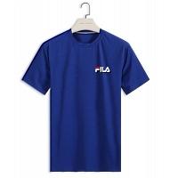FILA T-Shirts Short Sleeved For Men #410321