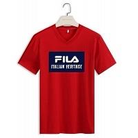 FILA T-Shirts Short Sleeved For Men #410341