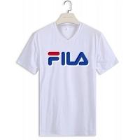 FILA T-Shirts Short Sleeved For Men #410354