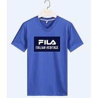 FILA T-Shirts Short Sleeved For Men #410358