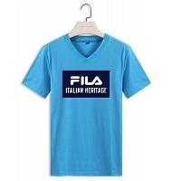 FILA T-Shirts Short Sleeved For Men #410362