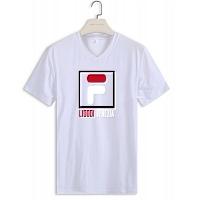 FILA T-Shirts Short Sleeved For Men #410368