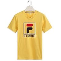 FILA T-Shirts Short Sleeved For Men #410371