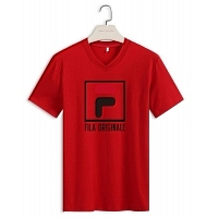 FILA T-Shirts Short Sleeved For Men #410373