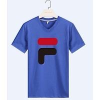 FILA T-Shirts Short Sleeved For Men #410379