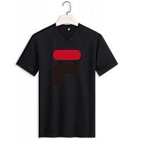 FILA T-Shirts Short Sleeved For Men #410382