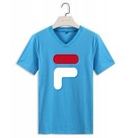 FILA T-Shirts Short Sleeved For Men #410386