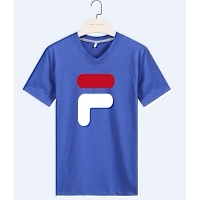 FILA T-Shirts Short Sleeved For Men #410387