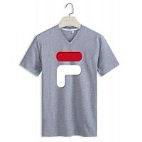 FILA T-Shirts Short Sleeved For Men #410394