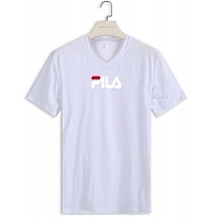 FILA T-Shirts Short Sleeved For Men #410401