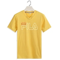 FILA T-Shirts Short Sleeved For Men #410404