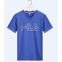 FILA T-Shirts Short Sleeved For Men #410405